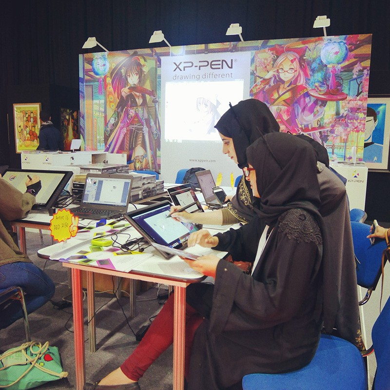 XP-PEN no MEFCC